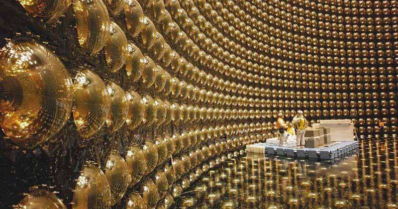 В Японии утвержден проект крупнейшего нейтринного телескопа