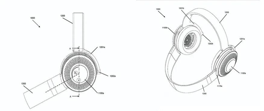 Dyson и наушники-воздухоочистители против коронавируса: компания патентует неожиданный концепт - 2