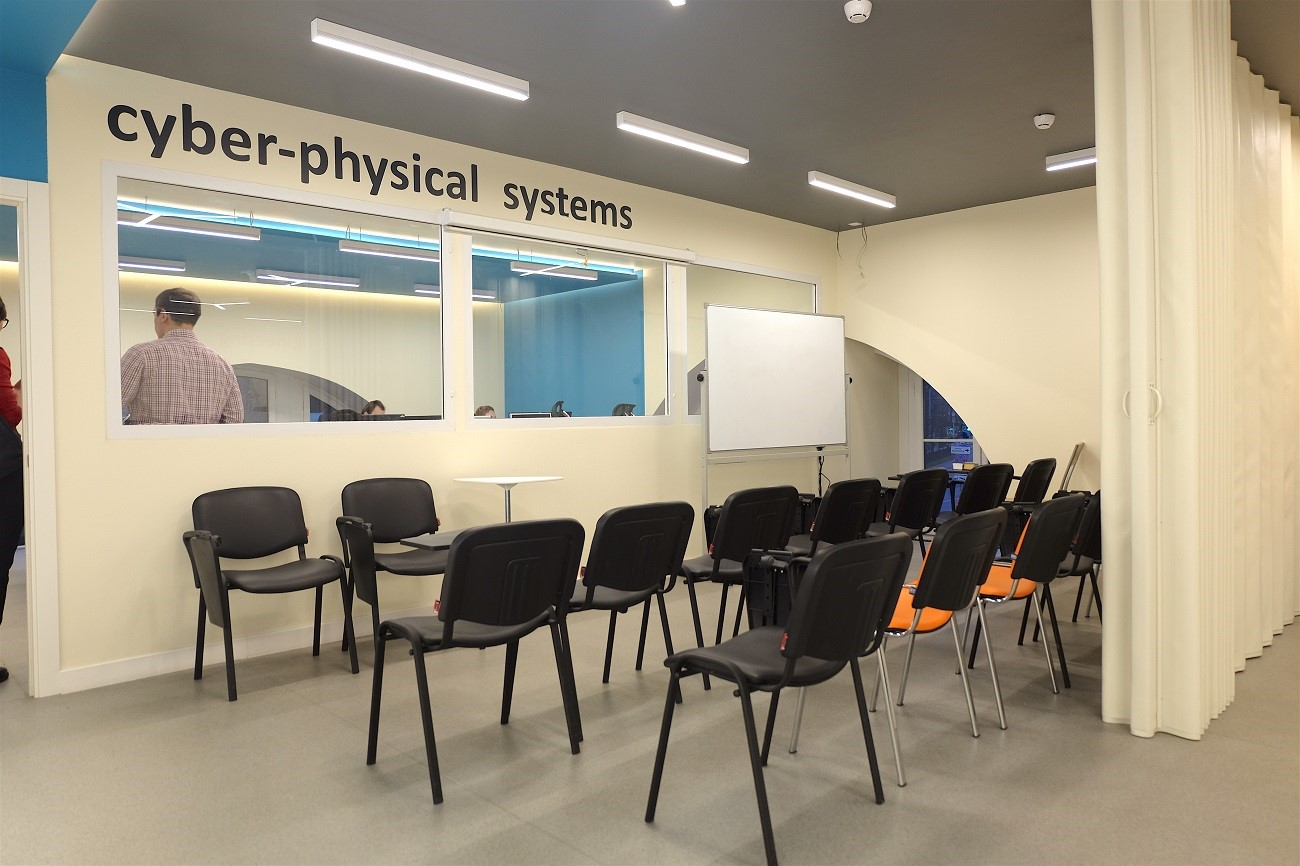 Inside ITMO University: The cyber-physical systems lab - 5