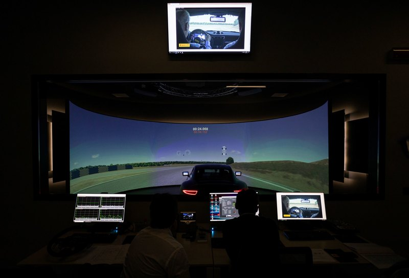 Автомобильные покрышки будут разрабатывать с помощью симулятора