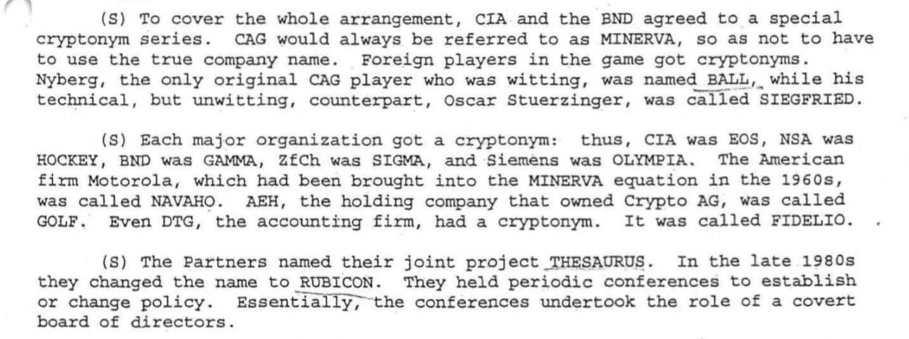 Как в ЦРУ десятилетиями читали зашифрованную переписку союзников и противников - 19