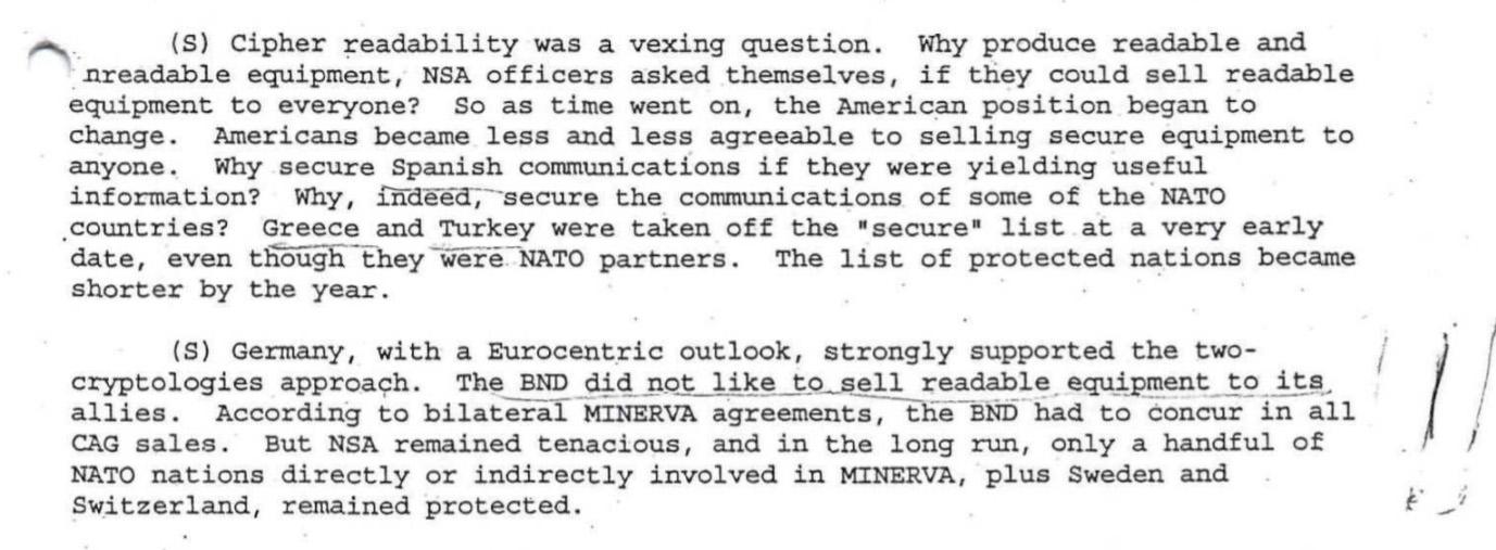 Как в ЦРУ десятилетиями читали зашифрованную переписку союзников и противников - 20