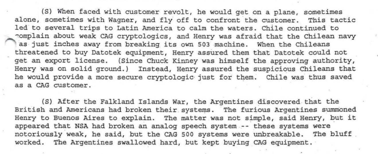 Как в ЦРУ десятилетиями читали зашифрованную переписку союзников и противников - 28