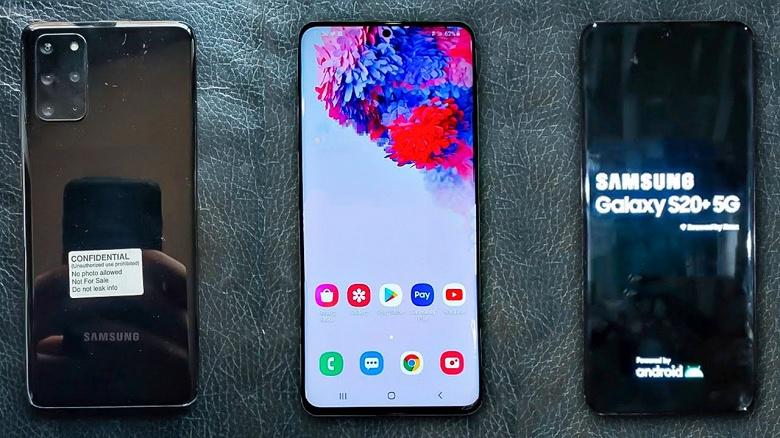Яркая демонстрация преимущества Samsung Galaxy S20 над Galaxy S10