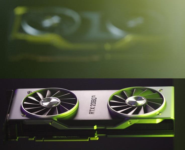 Nvidia показала новую видеокарту. Но пока неясно, что это за модель