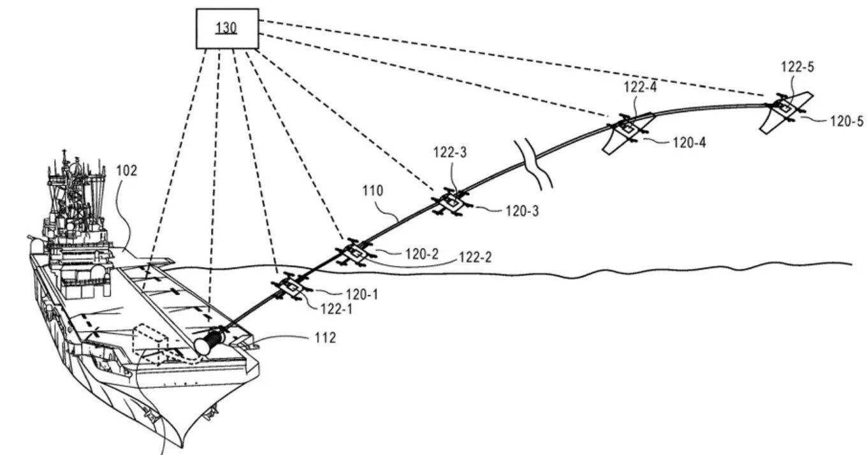 Для доставки грузов в космос запатентовали кнут