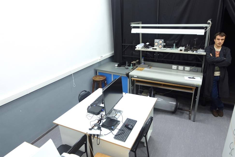 Лаборатории Университета ИТМО: светодиодная светотехника, СВЧ оптоэлектроника и оптические телекоммуникации - 1