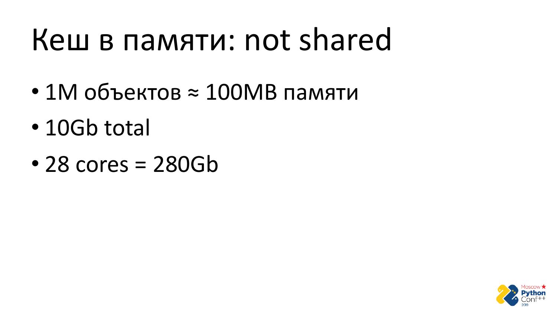Go vs Python. Виталий Левченко - 13