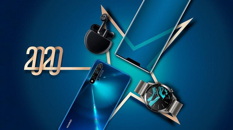 Huawei урезала цены в честь 23 февраля в России