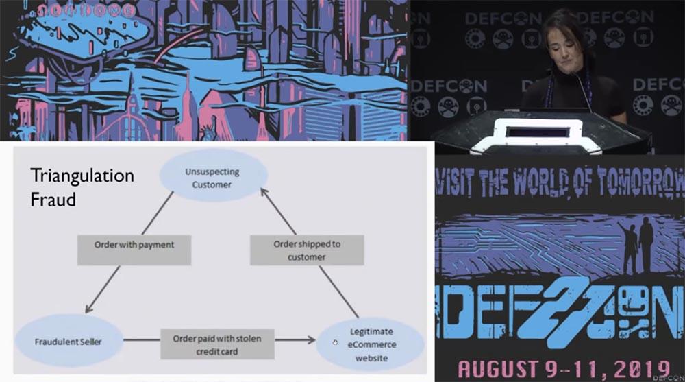 Конференция DEFCON 27. Признание интернет-мошенницы - 4
