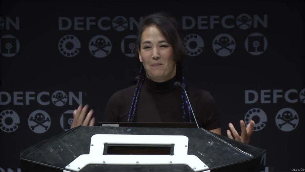 Конференция DEFCON 27. Признание интернет-мошенницы - 1