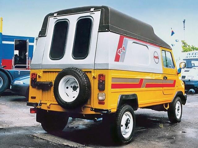 ЛуАЗ: необычные модели Луцкого автозавода