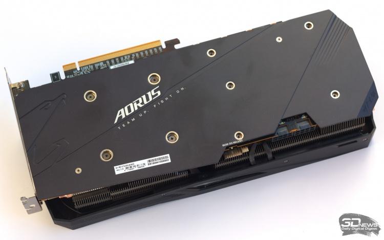 Новая статья: Обзор видеокарты GIGABYTE AORUS Radeon RX 5700 XT: хочется взять и разогнать