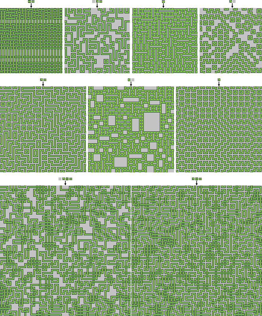 Советы по использованию алгоритма коллапса волновой функции - 5