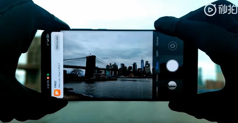 Вот как снимает видео Xiaomi Mi 10 Pro в руках профессионала
