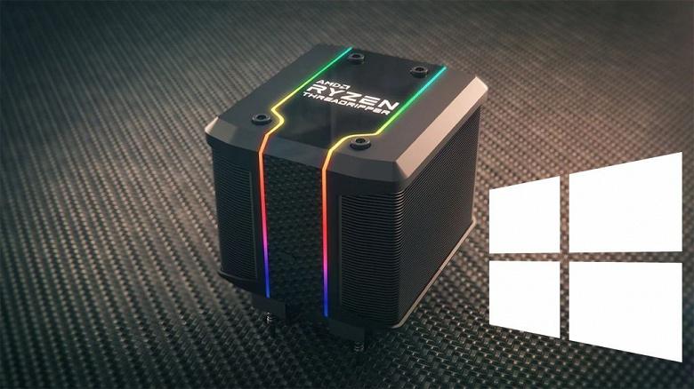 AMD говорит, что для Ryzen Threadripper 3990X вполне достаточно будет и Windows 10 Pro