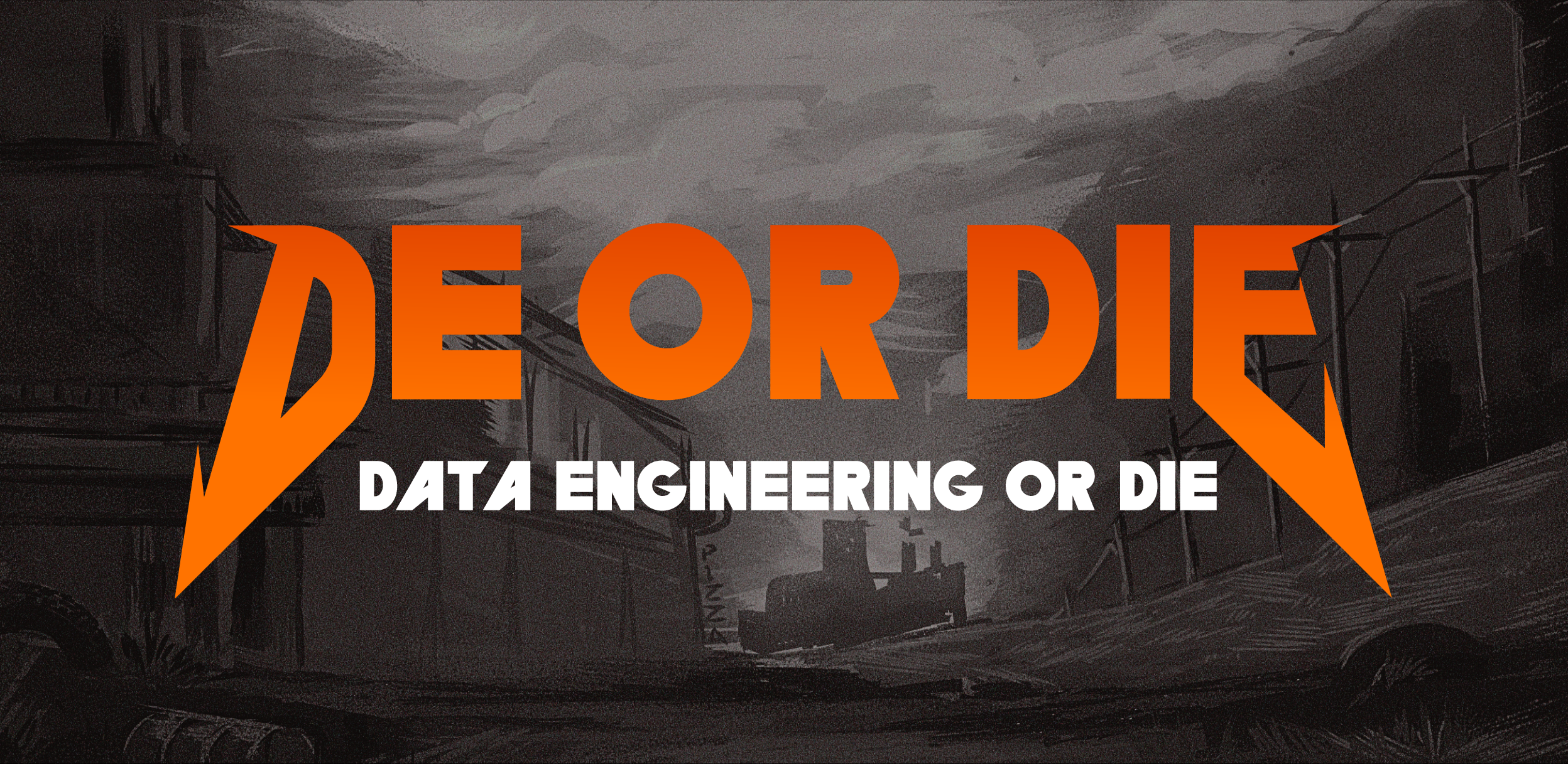 Data Engineer or die: история одного разработчика - 1