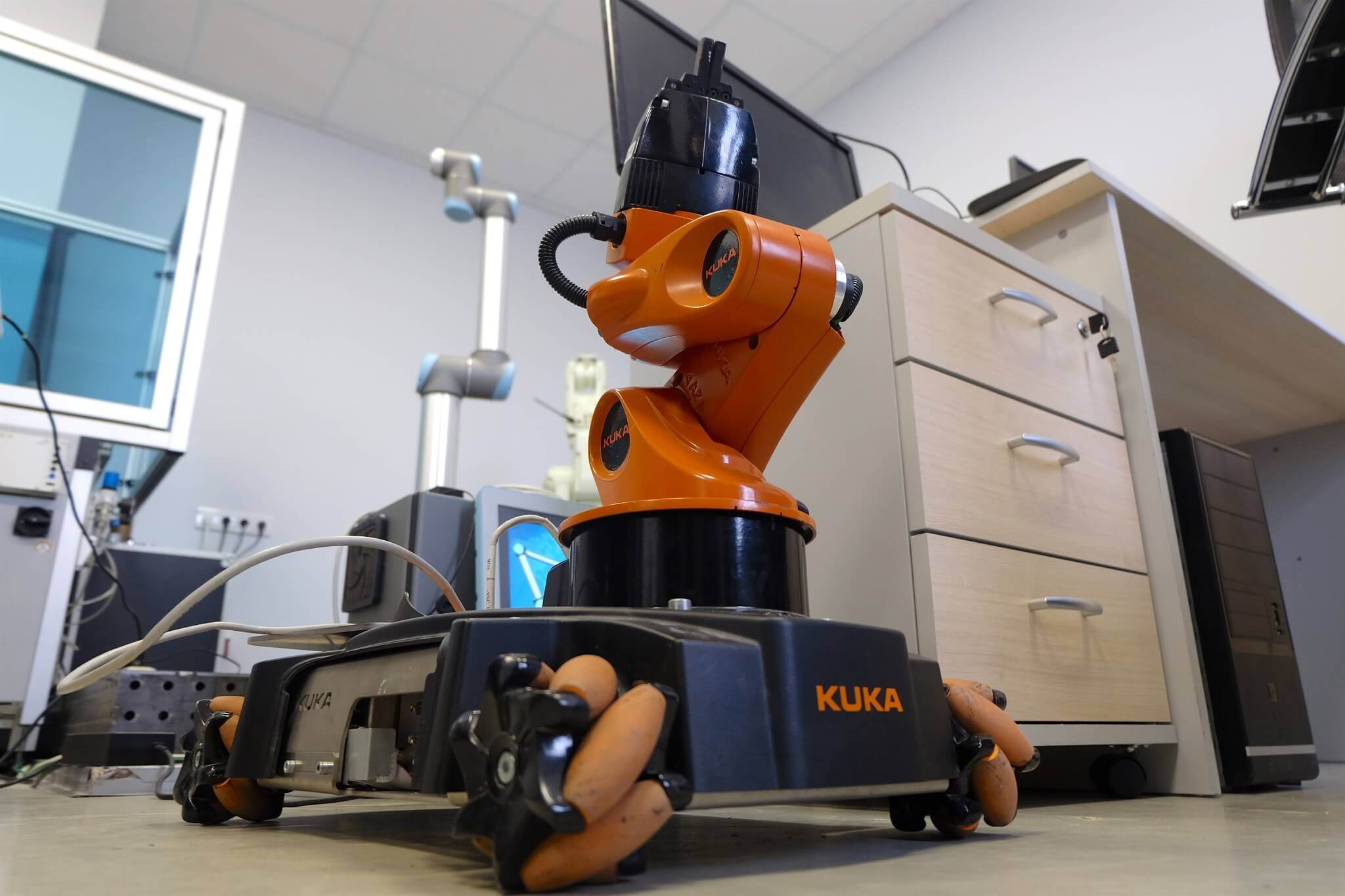 Inside ITMO University: The robotics lab - 4