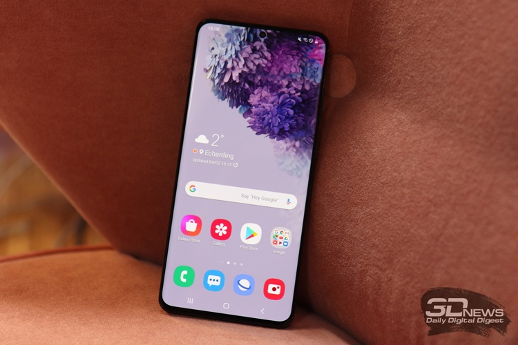 Samsung выпустит смартфон Galaxy S20 Ultra LTE