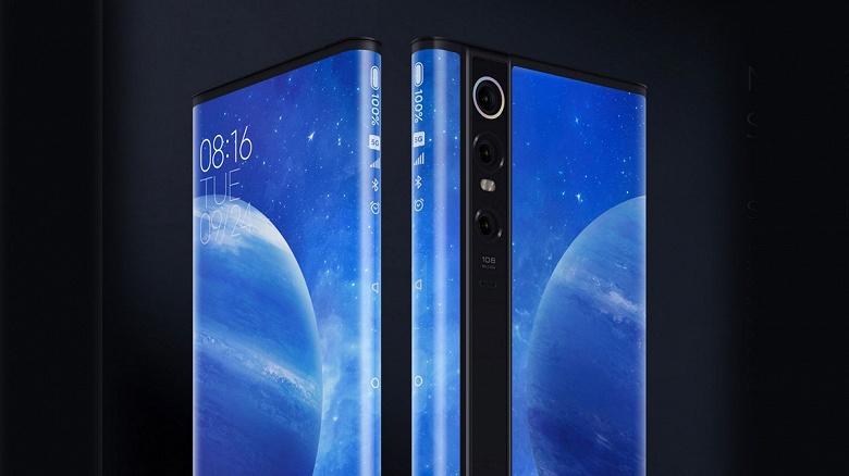Xiaomi Mi Mix 4 ожидается в августе