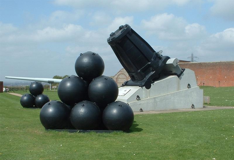 Мортира Маллета: как создавали гигантское орудие войны