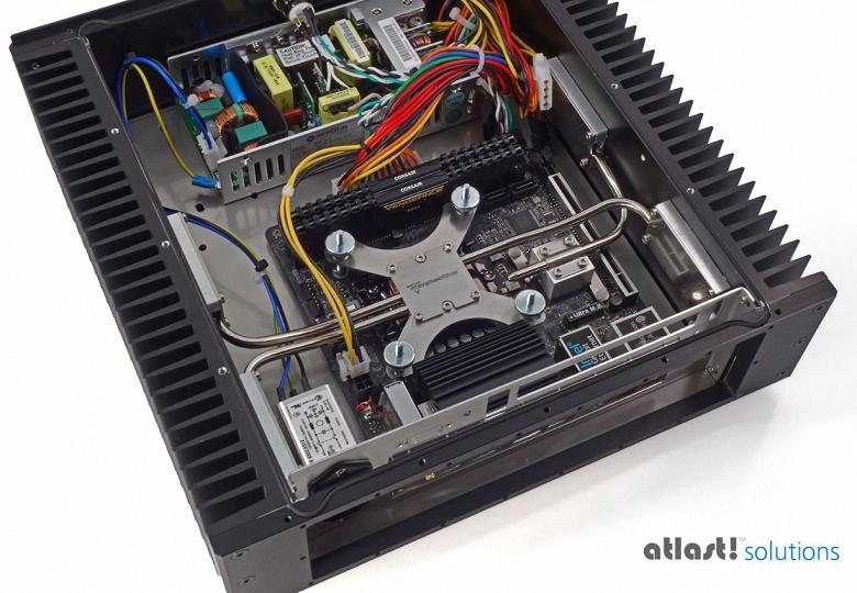 Начались продажи мини-ПК с пассивным охлаждением Sigao Model B