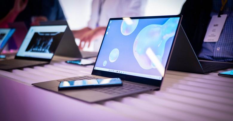Тонкий и лёгкий ноутбук с автономностью в сутки. Samsung Galaxy Book S на SoC Snapdragon 8cx может воспроизводить видео около 23 часов