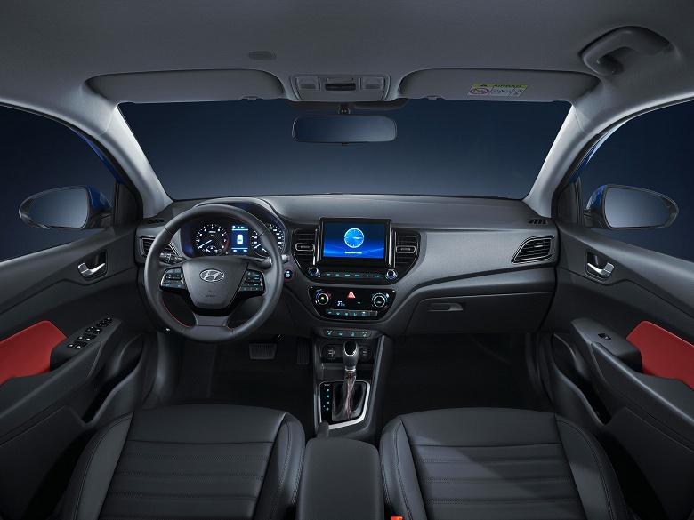 В России представлена обновленная версия народного автомобиля Hyundai Solaris