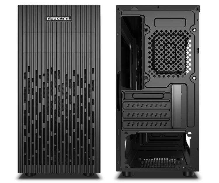 Deepcool Matrexx 30 SI: корпус для компактного игрового компьютера