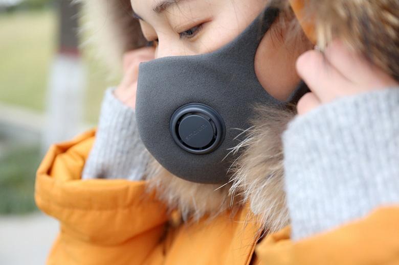 Xiaomi выпустит умную защитную маску нового поколения
