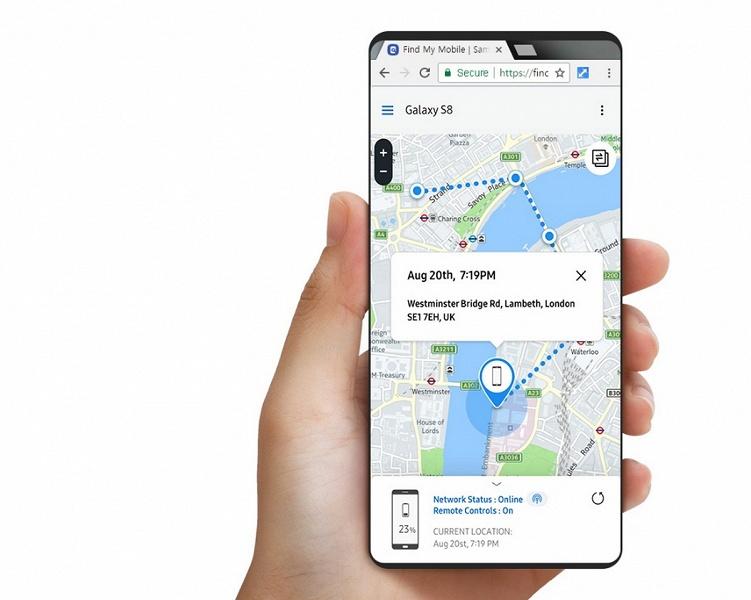 Samsung напугала пользователей странными оповещениями на их смартфонах