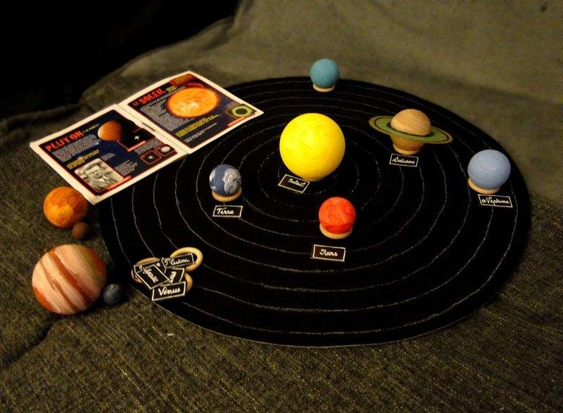 Сотворение мира: как сделать Солнечную систему своими руками