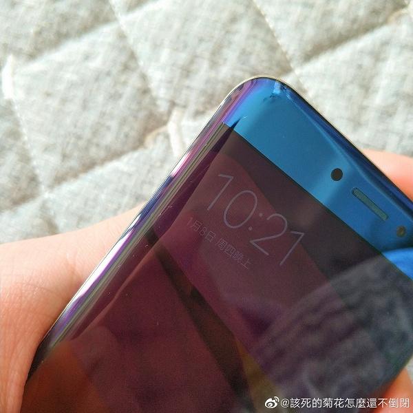 Уникальный прототип Xiaomi Mi Note 3 образца 2017 года продают по цене дорогущего Xiaomi Mi Mix Alpha