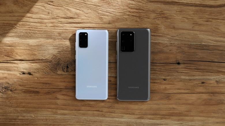 В России покупатели Samsung Galaxy S20, S20+ и S20 Ultra получают приятные бонусы