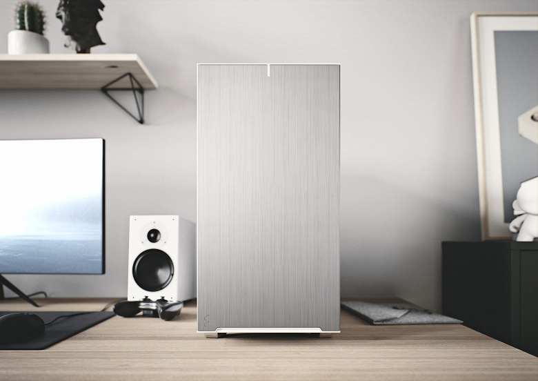 Корпуса Fractal Design Define 7 и 7 XL вмещают большие платы и много накопителей