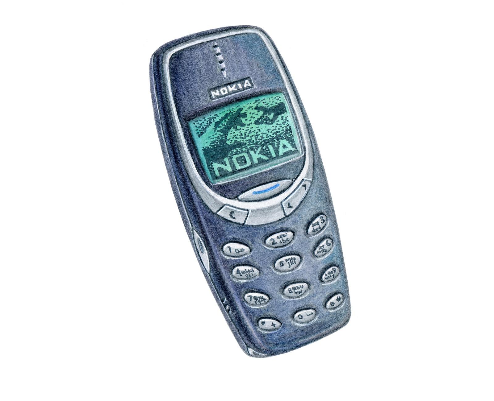 Назад в будущее мобильных телефонов II - 1