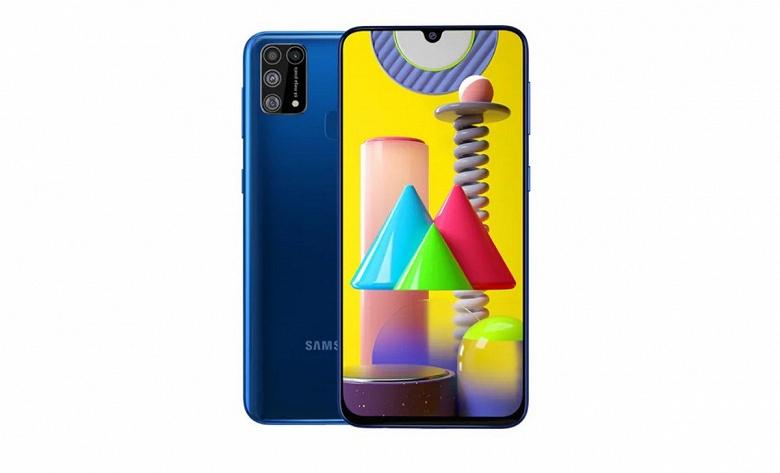 Носитель гигантского аккумулятора, Samsung Galaxy M31, уже засветился на украинском рынке вместе с ценой