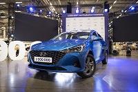 Объявлены российские цены на обновленный Hyundai Solaris - 1