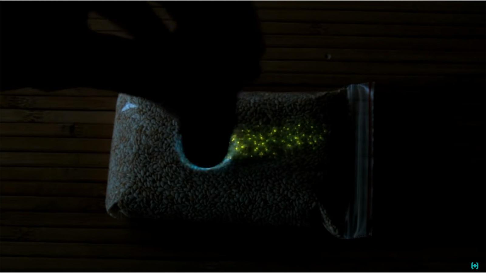 Ультрафиолет на двух пальцах - 24