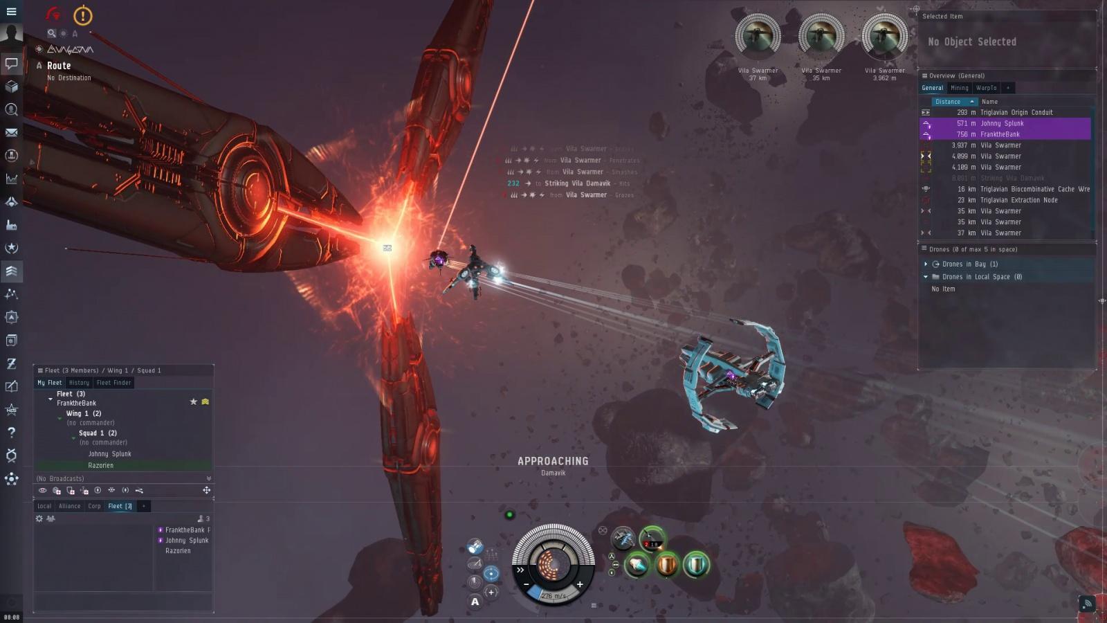 CCP Games начнёт с нуля разрабатывать новый шутер по EVE Online вместо Project Nova - 1