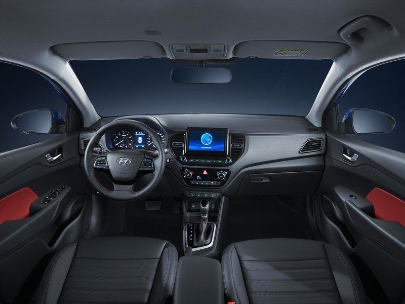 Hyundai назвал стоимость обновлённого Solaris