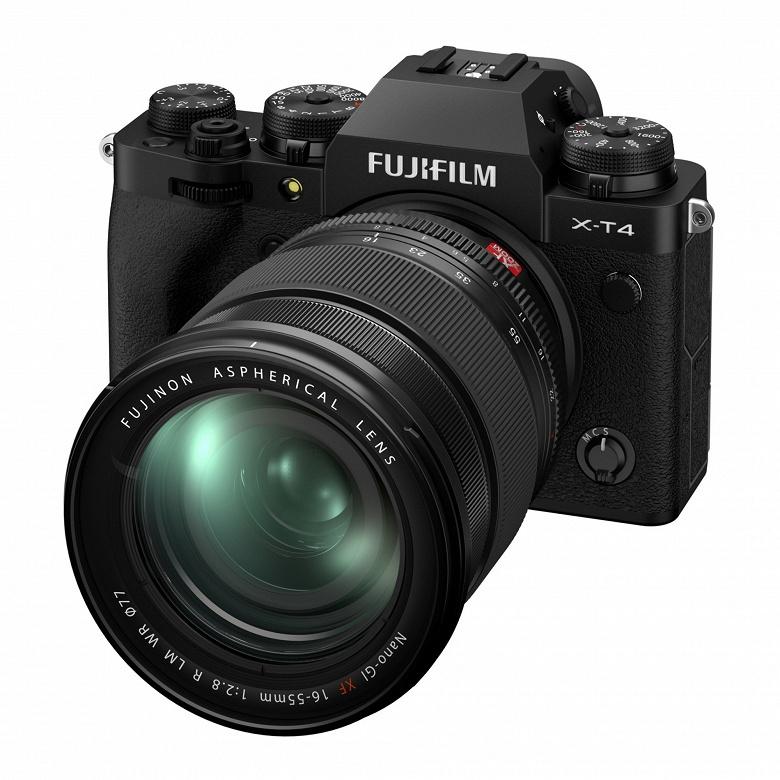 Появились полные спецификации камеры Fujifilm X-T4 - 1