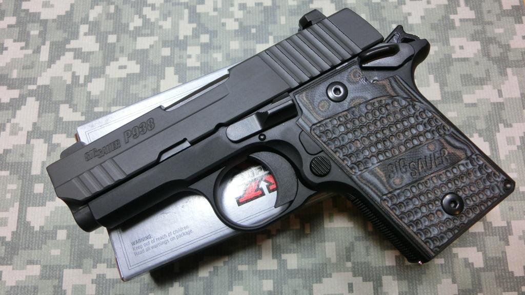 10 лучших незаметных пистолетов