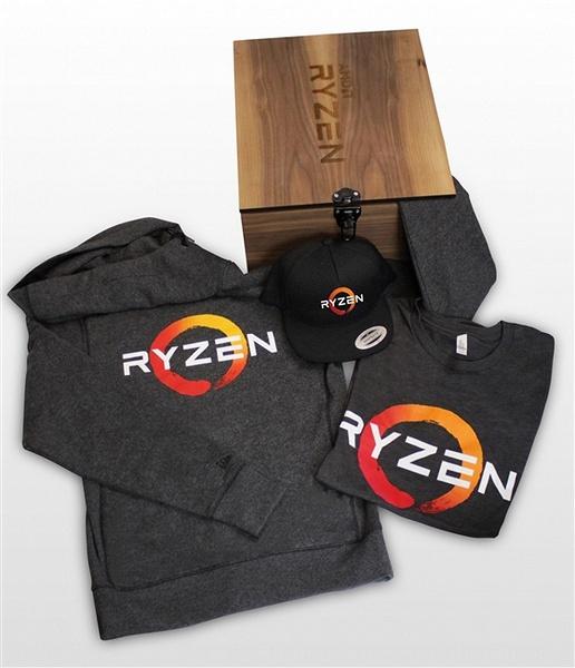 AMD Ryzen, Epyc и Radeon, которые можно носить