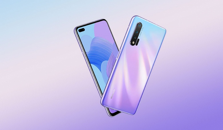 Новенький Huawei резко подешевел в Китае
