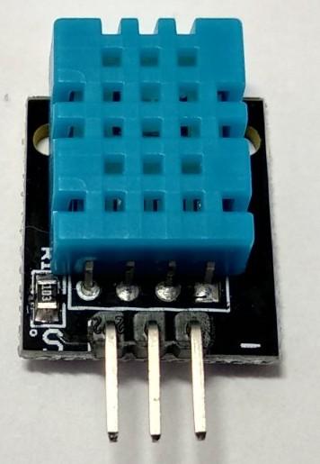 Измеритель температуры и влажности на контроллере Arduino c отображением значений на LCD дисплее - 3
