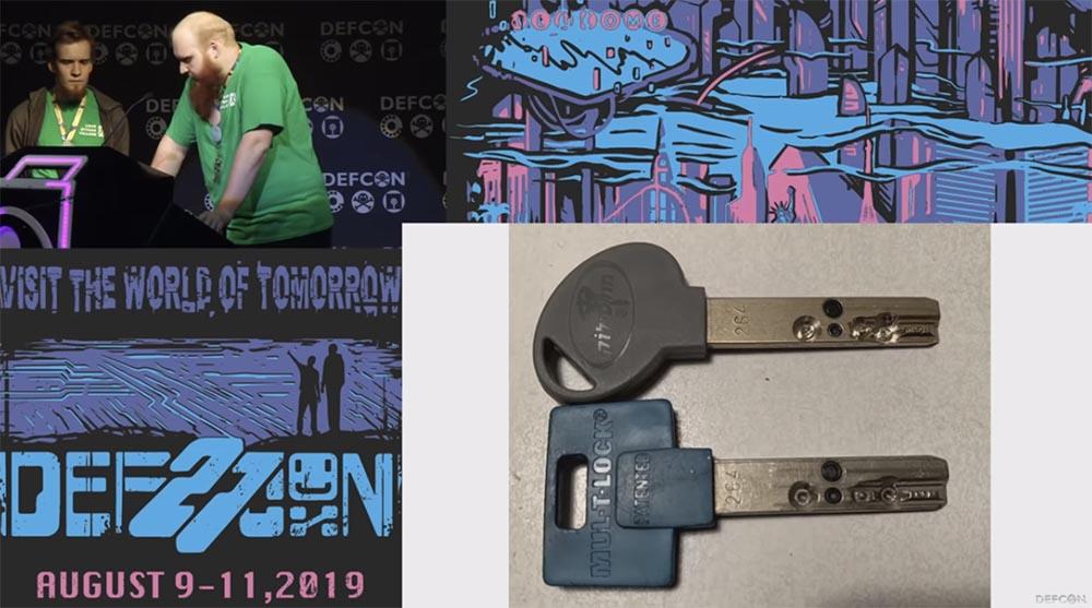 Конференция DEFCON 27. Изготовление дубликатов механических ключей с ограниченным доступом. Часть 2 - 17