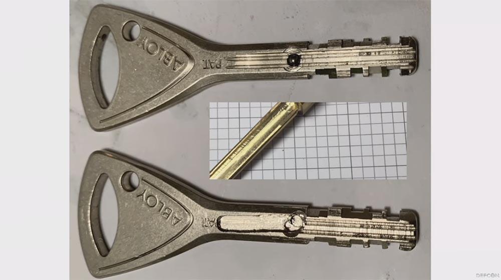 Конференция DEFCON 27. Изготовление дубликатов механических ключей с ограниченным доступом. Часть 2 - 27