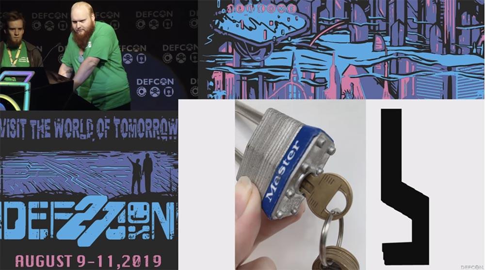 Конференция DEFCON 27. Изготовление дубликатов механических ключей с ограниченным доступом. Часть 2 - 3
