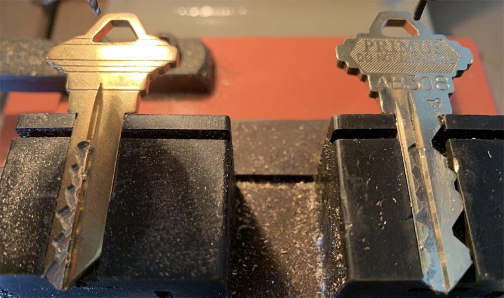 Конференция DEFCON 27. Изготовление дубликатов механических ключей с ограниченным доступом. Часть 2 - 34